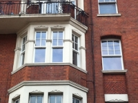 Replacing sash and casement windows in conservation area Hammersmith W6