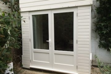 French door and casement windows in Kensington and Chelsea SW10