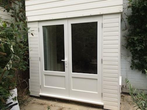 French door and casement windows in Kensington and Chelsea SW10