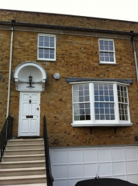 Sash windows and French doors in Hampton TW12
