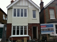 Traditional casement windows in Kingston Upon Thames KT2